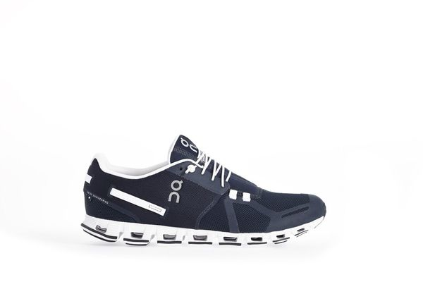 On Run Cloud Navy/ White